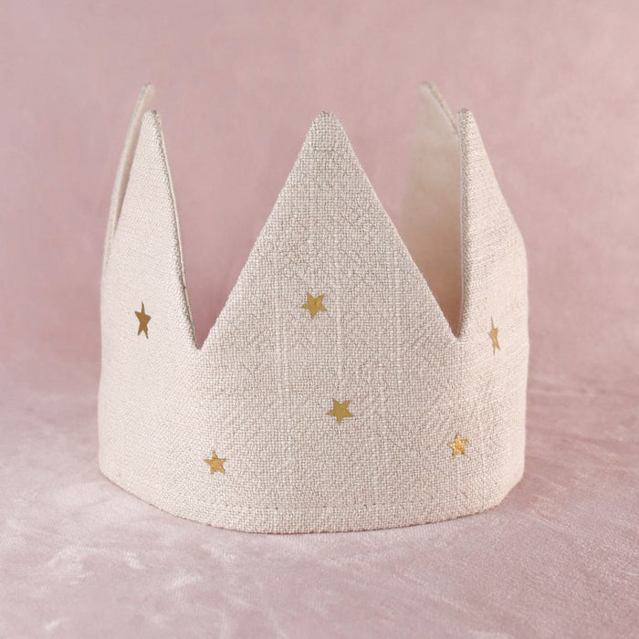 Cream Starlight Crown