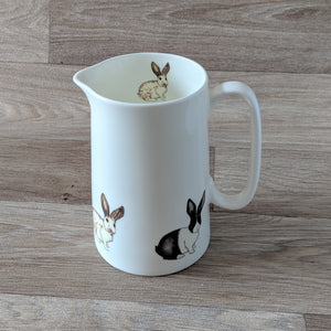 Rabbit Jug [1 pint] | Everything Bunny Rabbit - Everything Bunny Rabbit