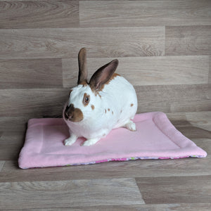 Rabbit Lap Protector [Pink] | Everything Bunny Rabbit - Everything Bunny Rabbit