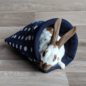Rabbit Bed [Blue] | Everything Bunny Rabbit - Everything Bunny Rabbit