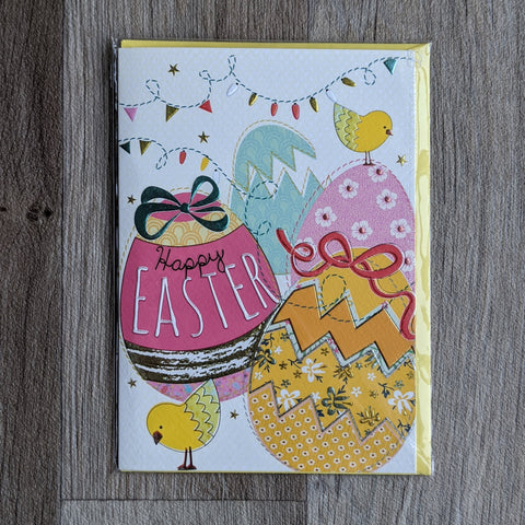 Rabbit Easter Card - Everything Bunny Rabbit