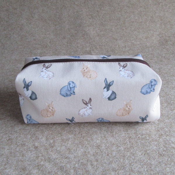 Rabbit Makeup Bag | Everything Bunny Rabbit - Everything Bunny Rabbit