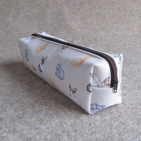 Rabbit Pencil Case - Everything Bunny Rabbit