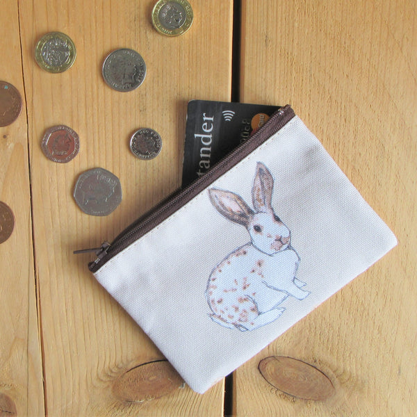 Rabbit Purse [Lionhead] | Everything Bunny Rabbit - Everything Bunny Rabbit