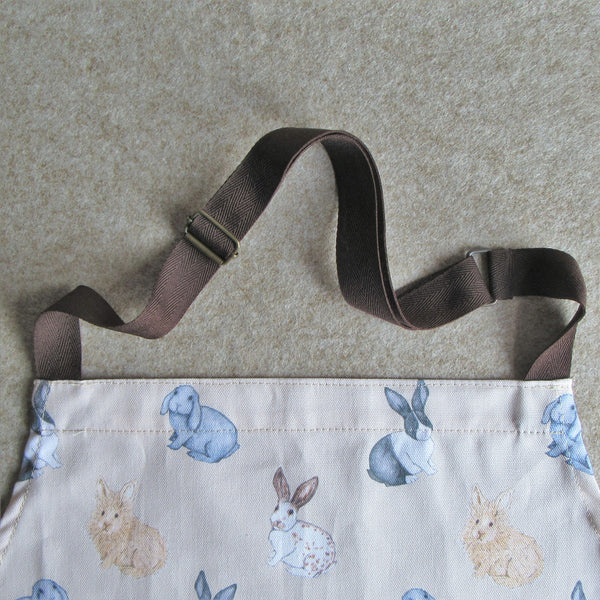 Rabbit Apron | Everything Bunny Rabbit - Everything Bunny Rabbit