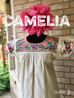 Sweet Mexican Dress