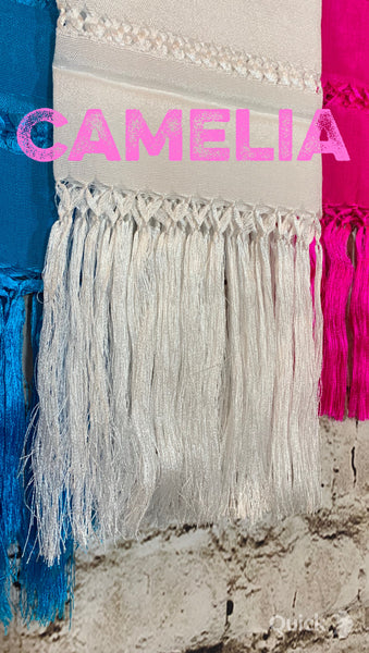 Mexican Shawl Silk