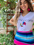 "Mexican T-Shirt ""Soy Mexicana"""