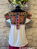 Juquila Mexican Blouse