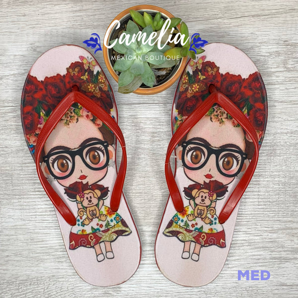 Frida Flip-Flops Glasses
