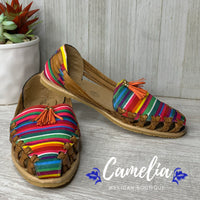 Mexican Leather Sandals - Adult