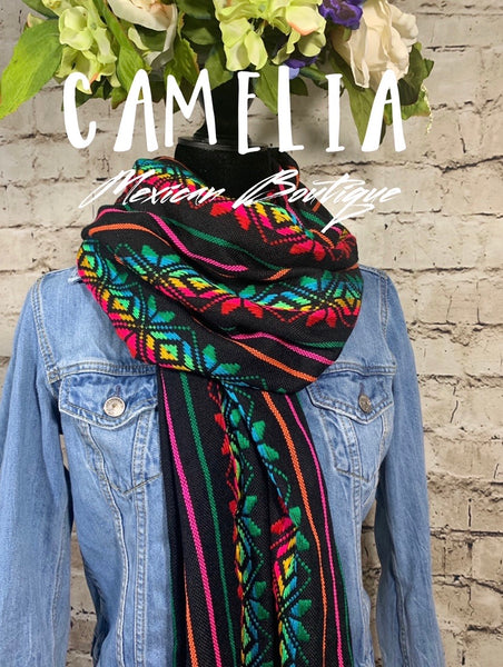 Mexican Shawl Cotton
