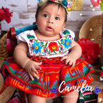 Mexican Baby Outfit - Skirt
