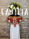 Juquila Mexican Wedding Dress