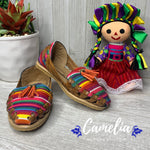 Mexican Leather Sandals - Child