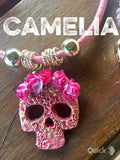 Day of The Dead Necklace Set