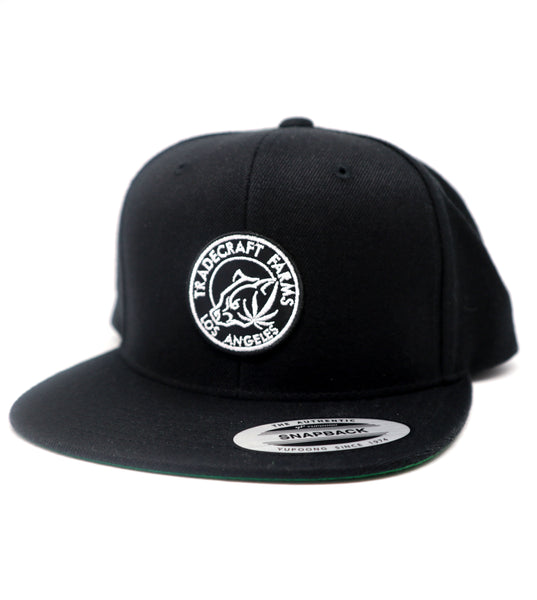BLACK  OG PATCH HAT