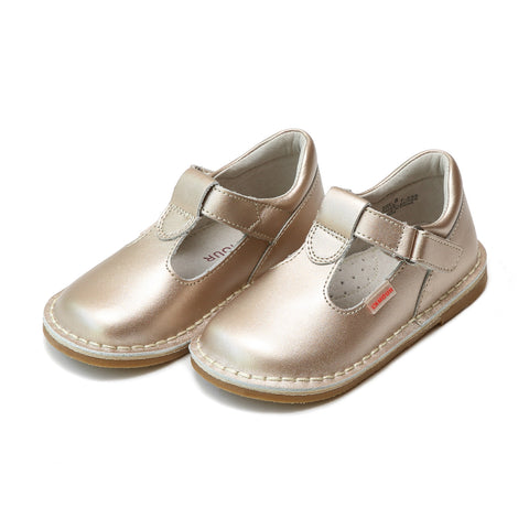 Sylvie Laced Leather Flat