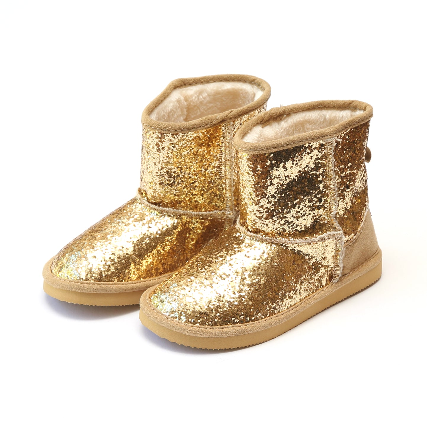 Sparkly Glitter Boot – L'Amour Shoes