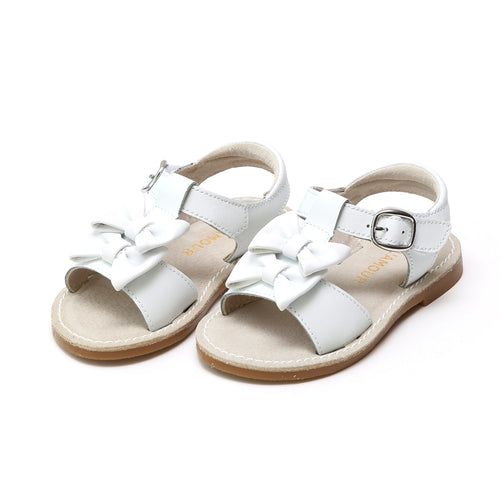 Serena Double Bow Sandal