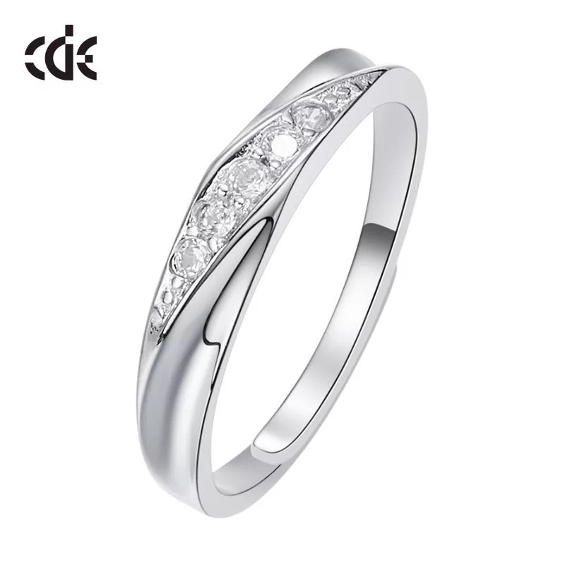 Sterling silver cute & simple ring - CDE Jewelry Egypt