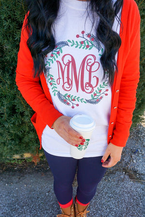 All I Want for Christmas is Monogram Everything!