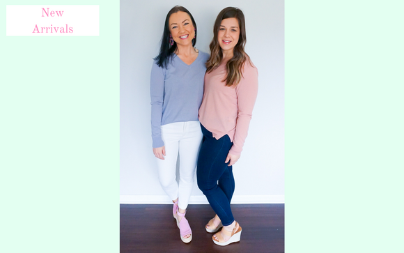 Meg & Marie new arrivals, women's apparel new arrivals, spring clothing new arrivals, women's boutique new arrivals, spring outfits for women
