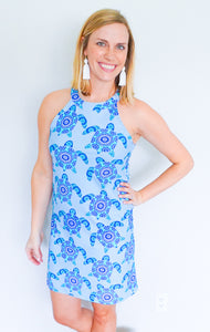 women's dresses, summer dresses, turtle dress, lilly pulitzer like dress, all for color