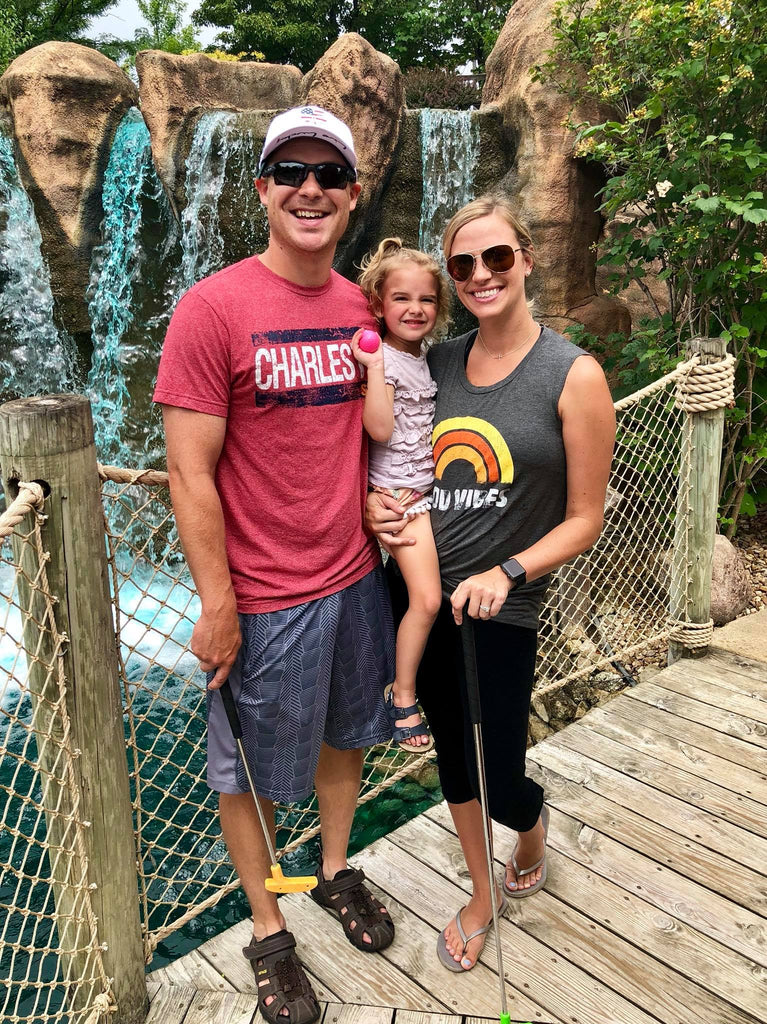 putt putt golf, ozarks, pirate's cove, family activities in ozarks