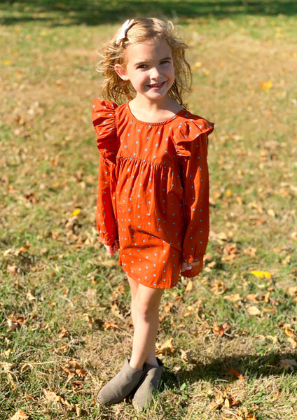 fall 2020 rufflebutts dress