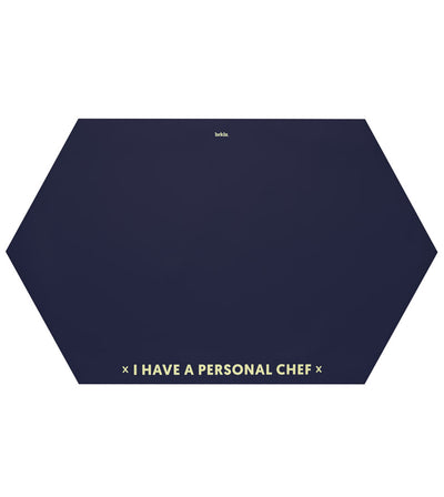 brklz Personal Chef food mat navy