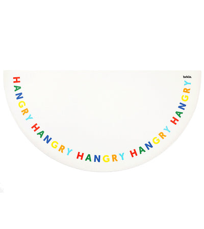 Hangry brklz food mat multicolor