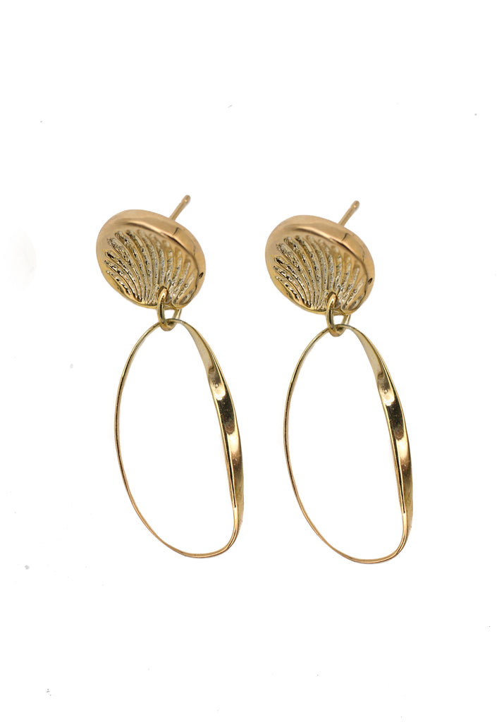 DELLA HOOP EARRINGS