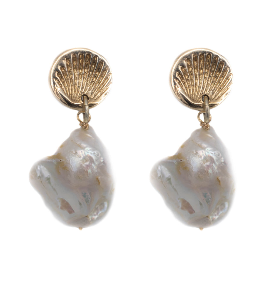 ATTINA PEARL EARRINGS