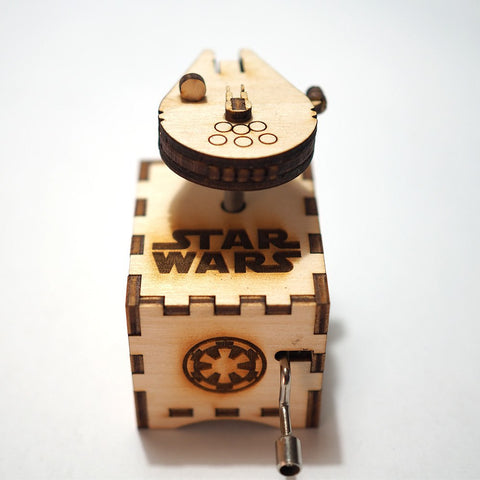 Image of Star Wars - Wooden Music Box (2018 Collectible Series)