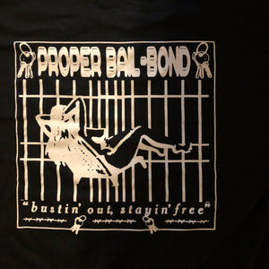 Bail Bond T - Black
