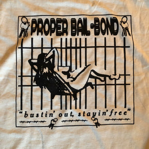 Bail Bond T - Natural