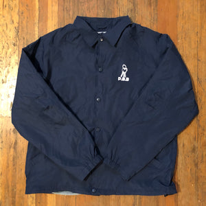 Proper Bail Bond Coaches Jacket - Navy