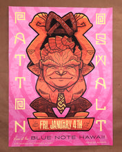"Patton Oswalt ""Live in Honolulu"" Poster"