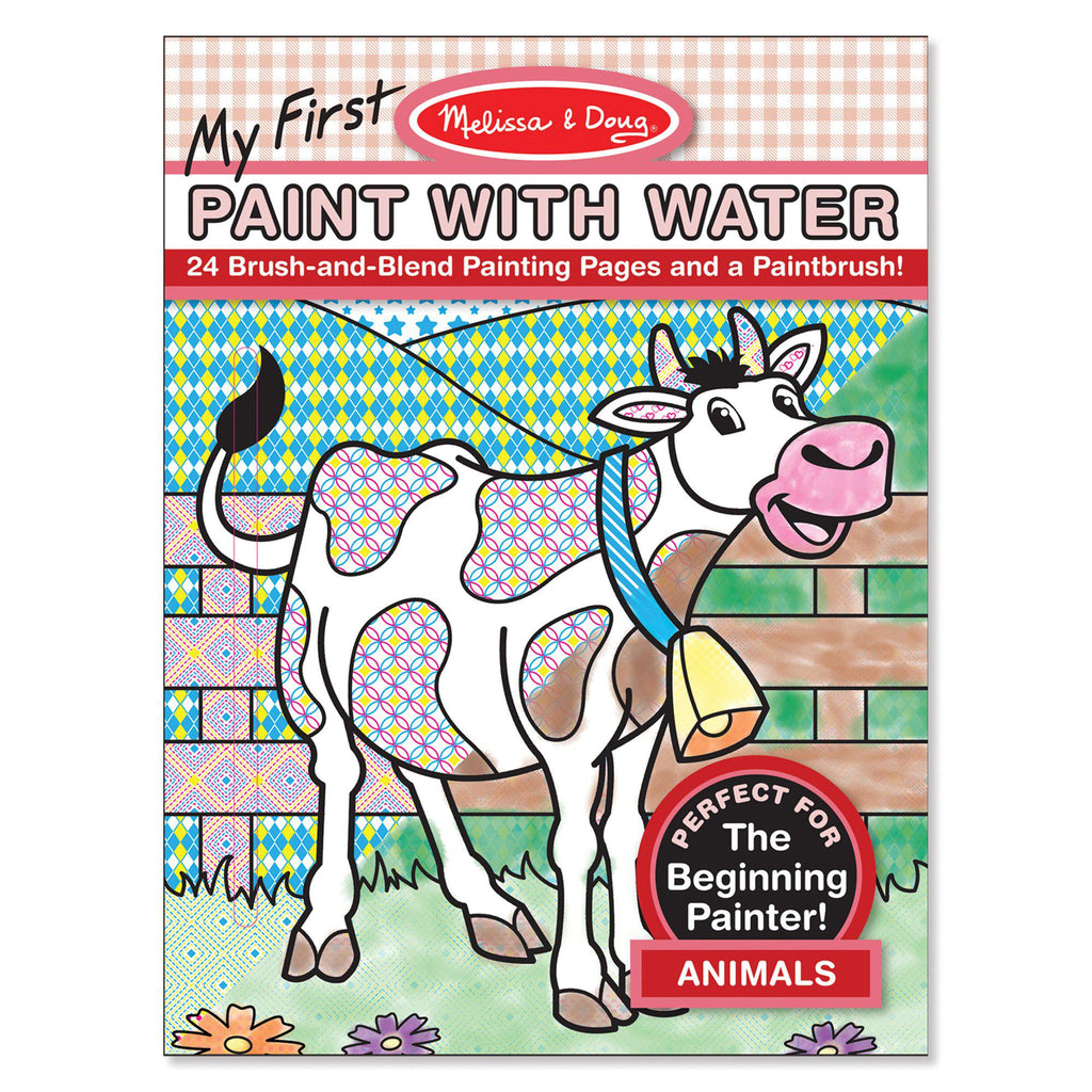 Melissa & Doug My First Paint with Water - Animals