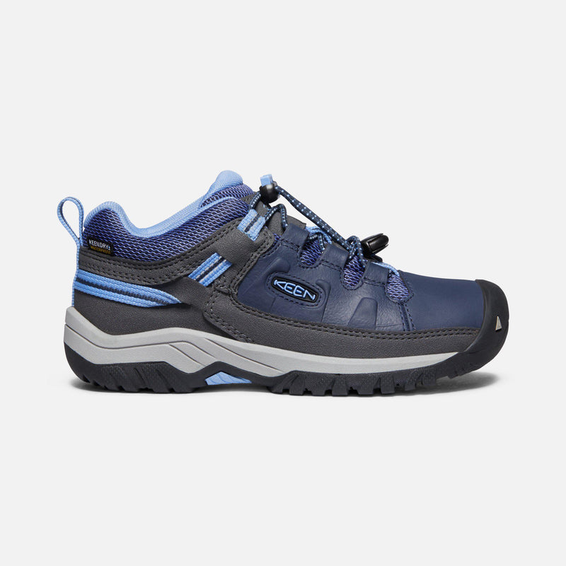 Keen Targhee Lo Waterproof - Blue Nights/Della Blue