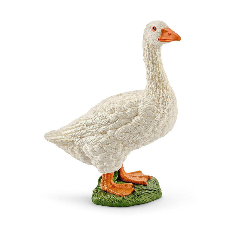 Schleich Animal Figurine - Goose