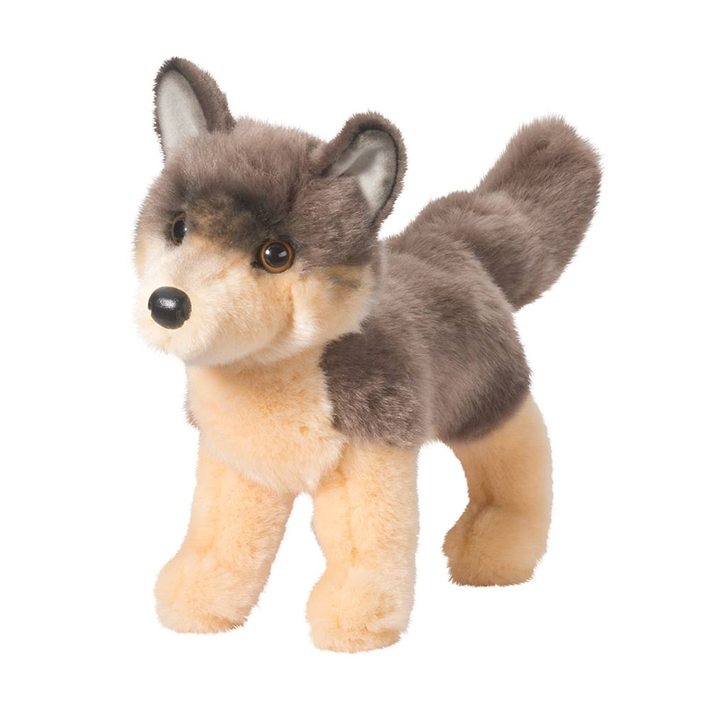 Douglas Cuddle Toys - Dancer the Wolf