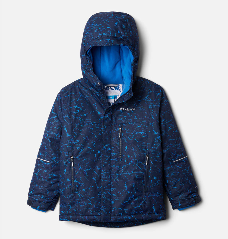 Columbia Jacket - Mighty Mogul - Navy Crackle