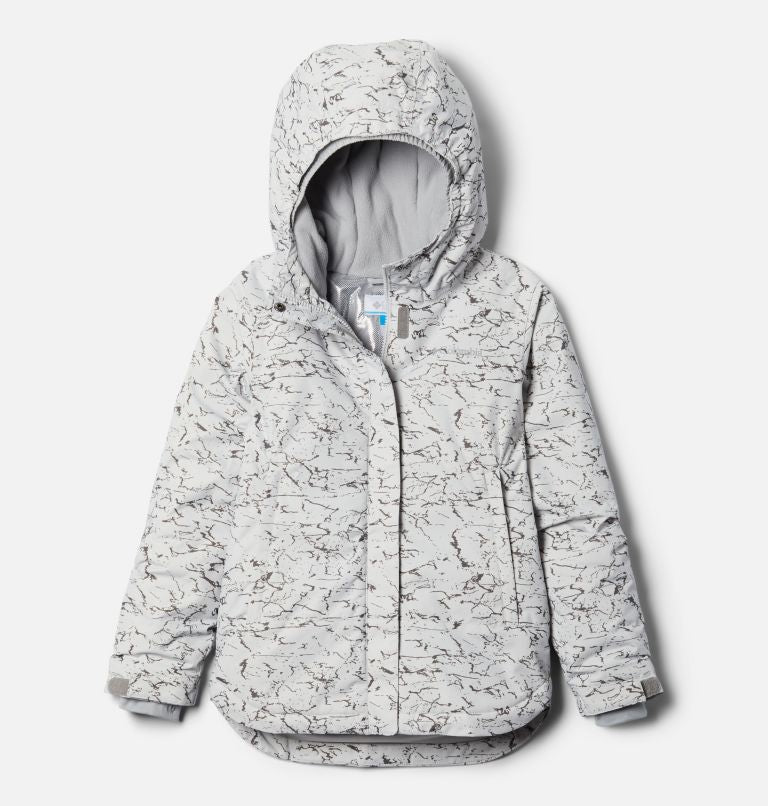 Columbia Jacket - Mighty Mogul - Columbia Grey Crackle