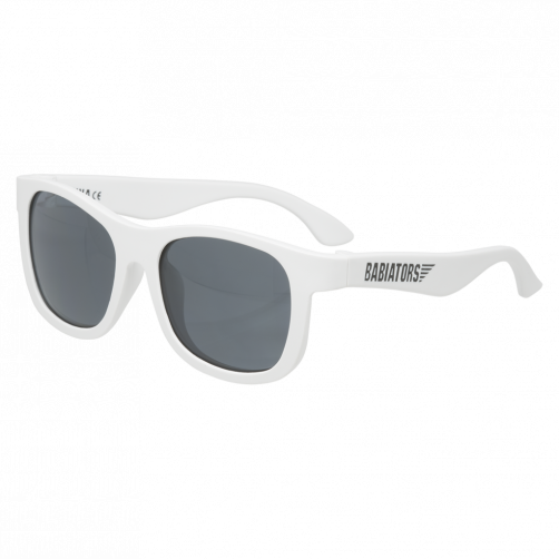 Babiators Sunglasses - Navigator - Wicked White