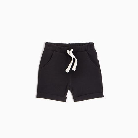 Miles Baby Basics - Black Shorts