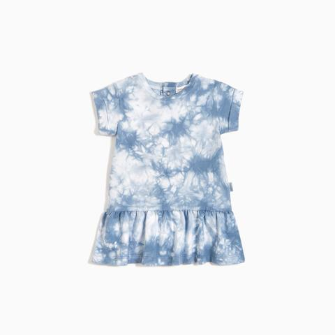 Miles Baby Dress - Candy Sky Tie-Dye