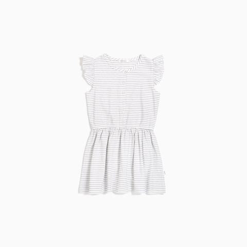 Miles Baby Dress - Candy Sky Stripe