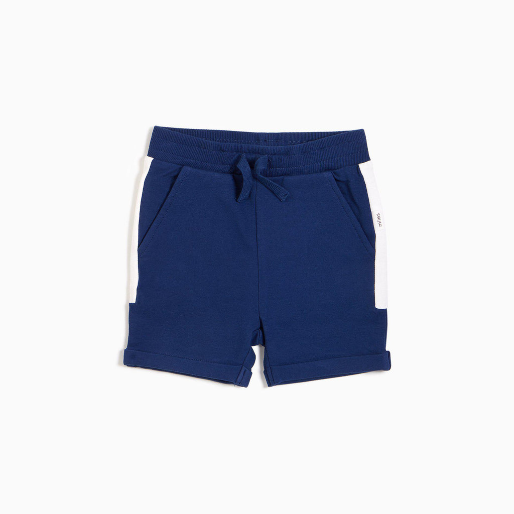 Miles Baby Shorts - Colour Block